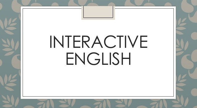 interactive english speaking